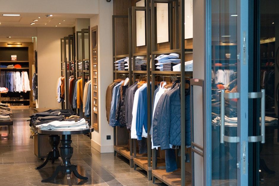 boutique, clothes, clothing