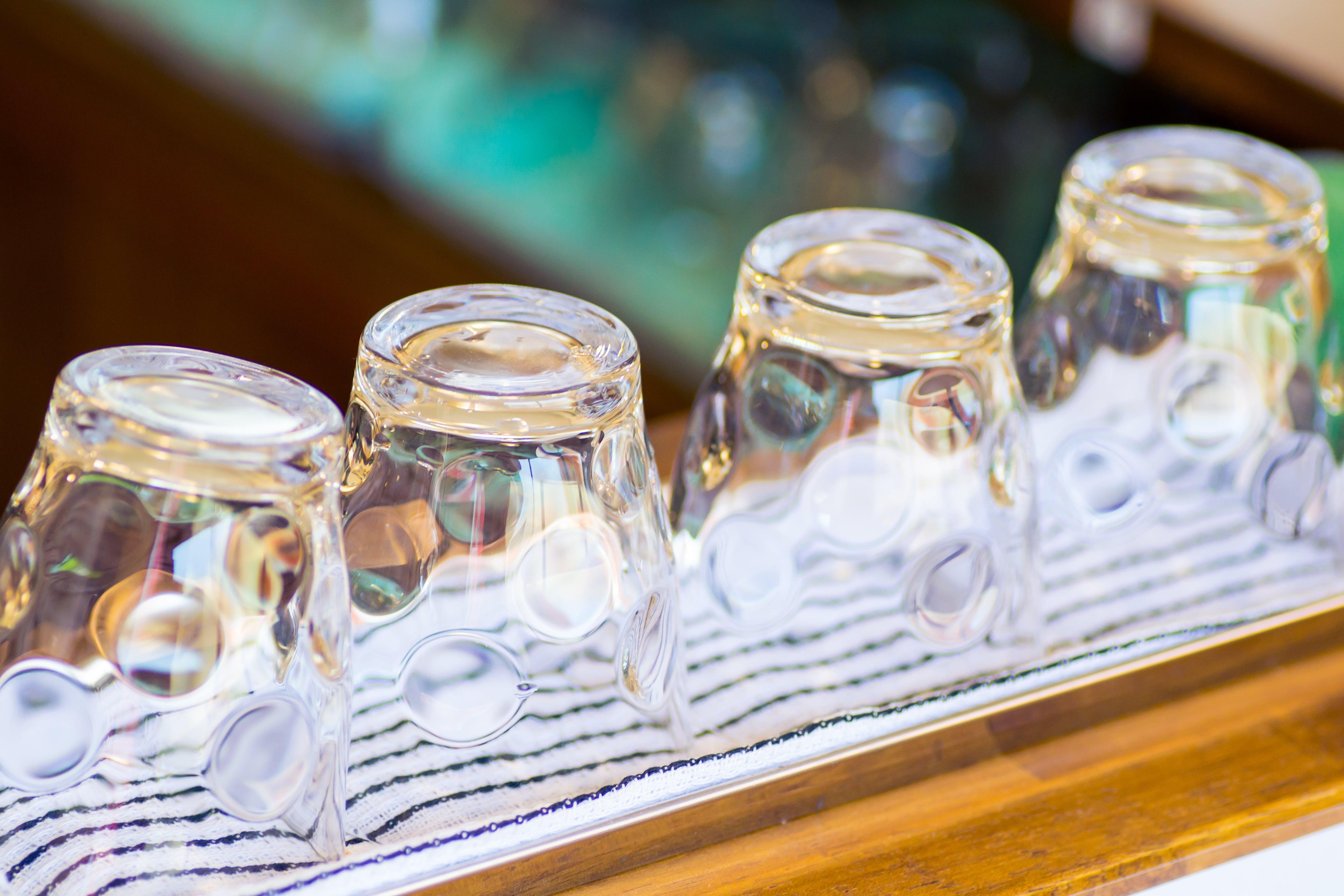 Free stock photo of light, cup, glass, café
