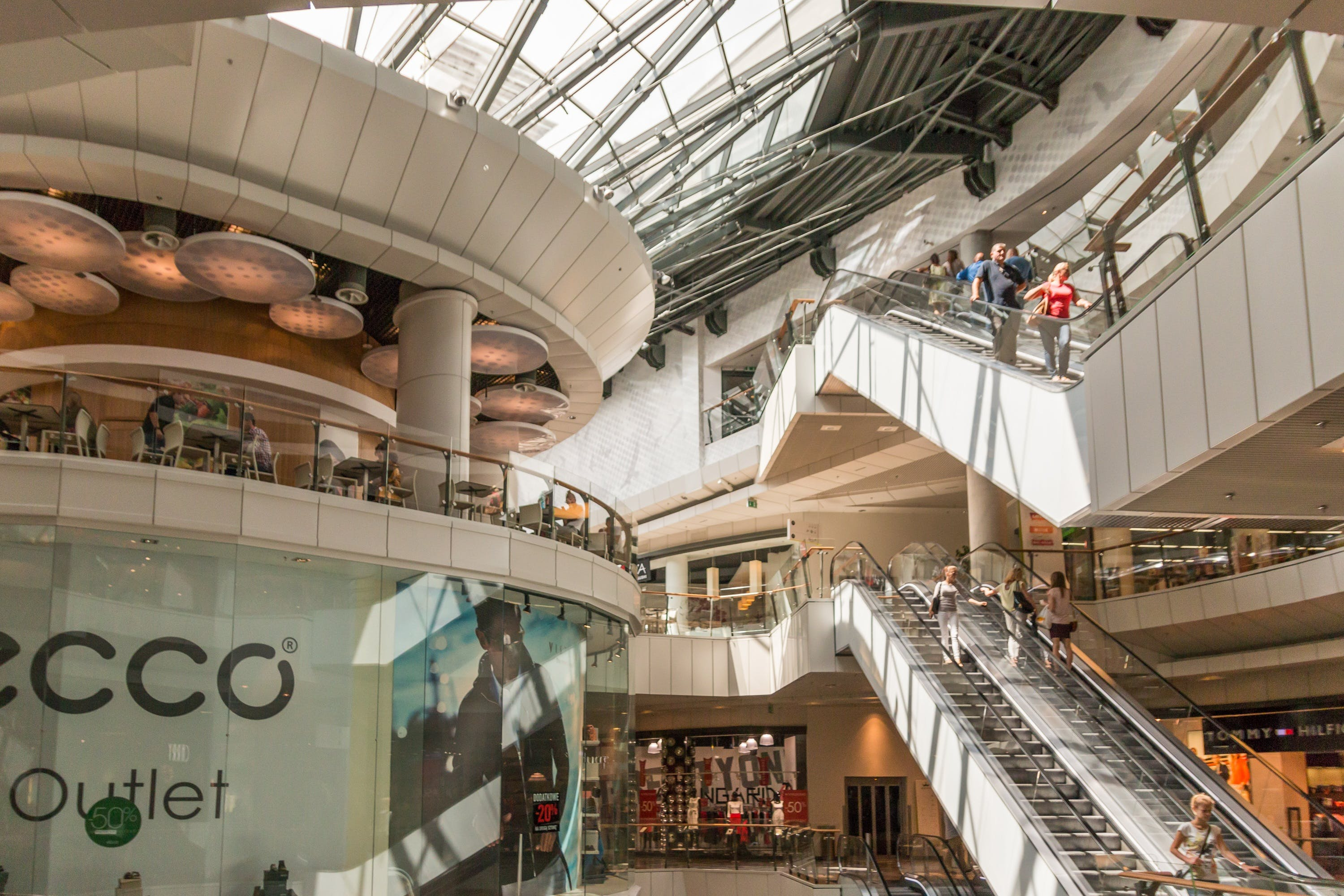 Free stock photo of stairs, shopping, shop, crown
