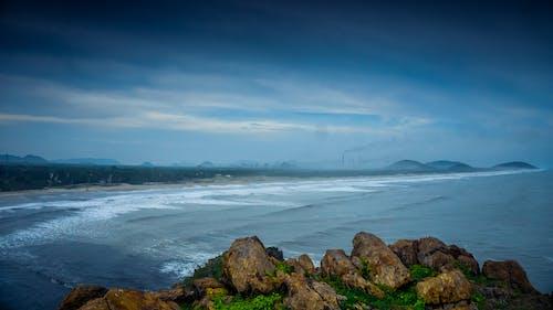 Immagine gratuita di mare, oceano, sfondi in hd, sfondo