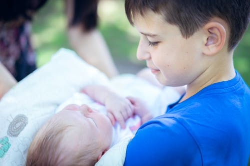 Fotos de stock gratuitas de amor, bebé, chaval, familia