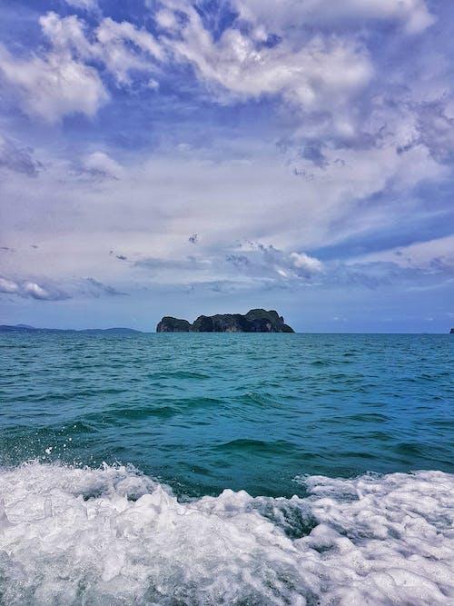 คลังภาพถ่ายฟรี ของ การท่องเที่ยว, ที่ริมทะเล, ธรรมชาติ, นิคอน