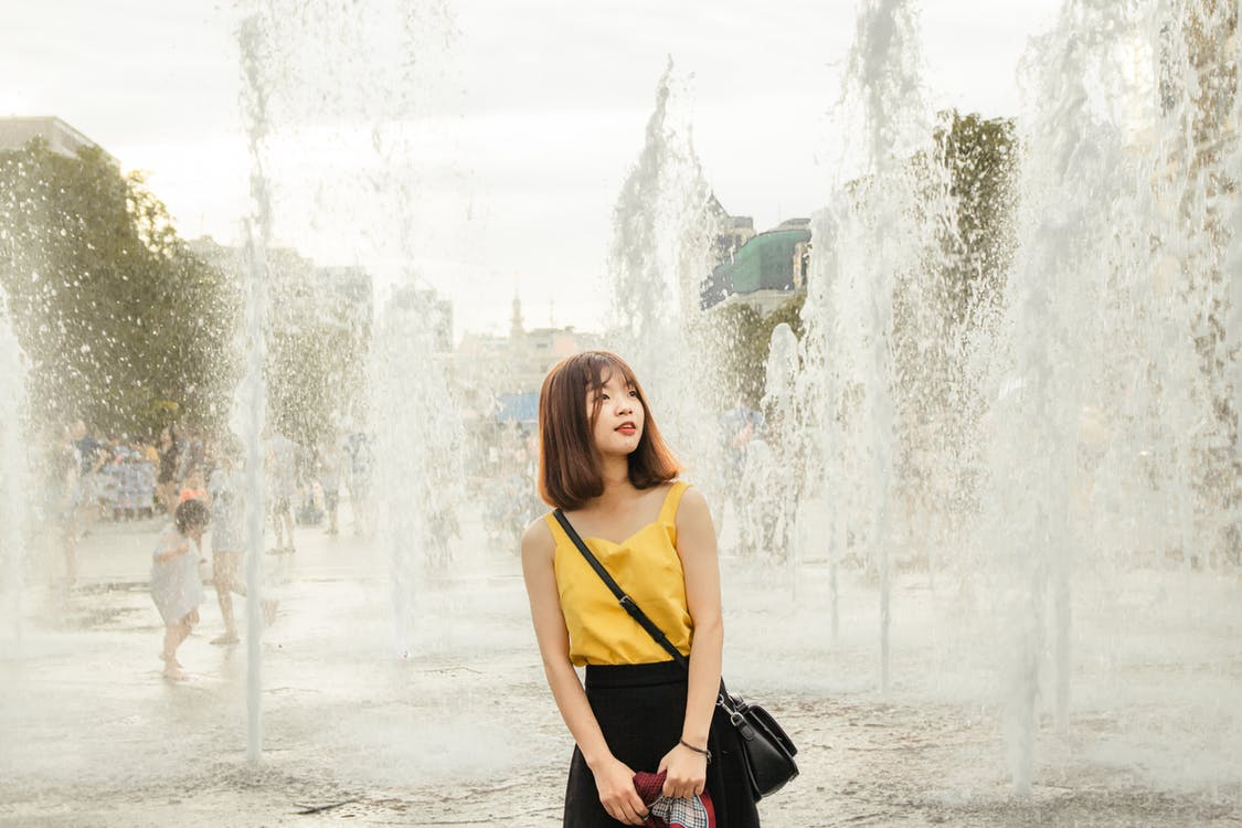 H2O, 亞洲女孩, 亞洲小孩
