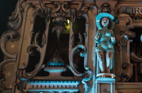 Безкоштовне стокове фото на тему «charriot, двері, моторошний, статуя»