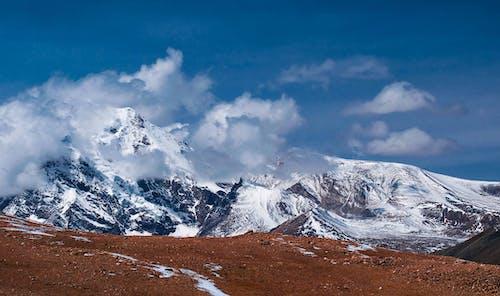 Immagine gratuita di altitudine, alto, inverno, montagne