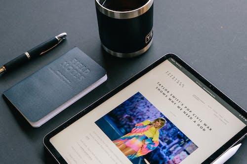 Free stock photo of black coffee, blog, coffee
