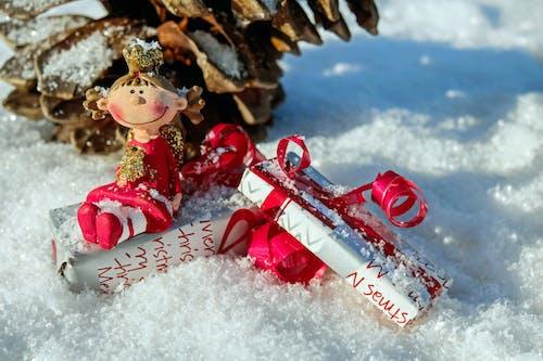 Fotobanka sbezplatnými fotkami na tému anjel, chladný, darčeky, oslava