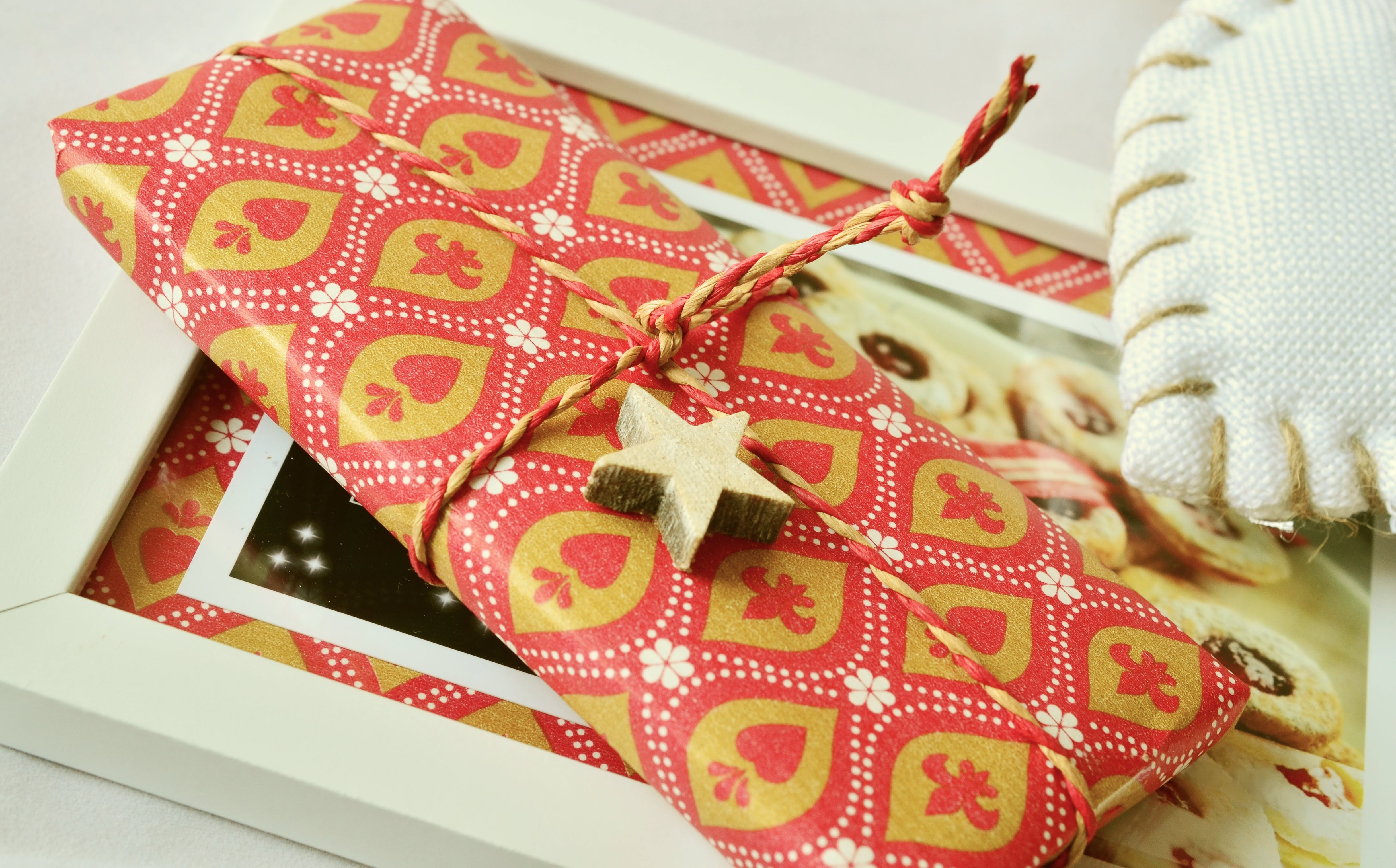 Free stock photo of gift, christmas, pack, packaging
