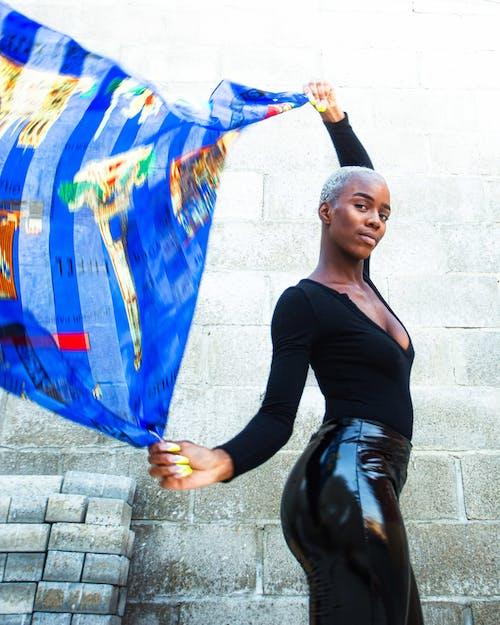 Бесплатное стоковое фото с афро-американка, веселье, женщина, красивый
