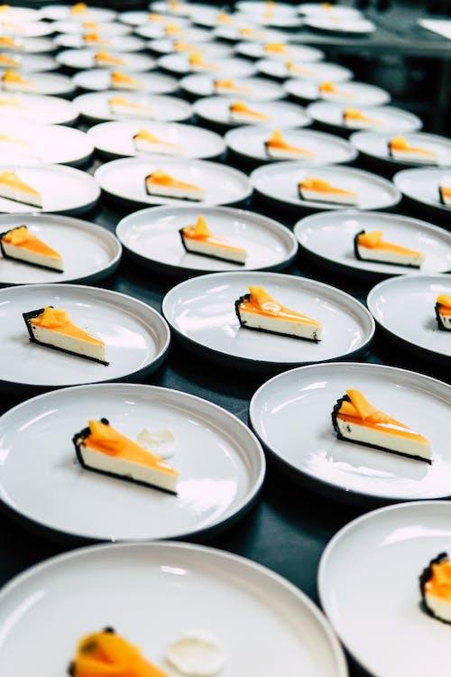Fotobanka sbezplatnými fotkami na tému dezert, dobré jedlo, koláč, obed