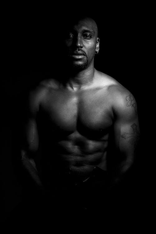Δωρεάν στοκ φωτογραφιών με abs, bodybuilder, bodybuilding, tattoo