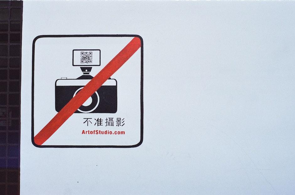 disallowed, forbidden, photography
