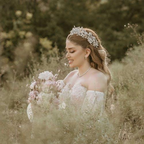 Безкоштовне стокове фото на тему «весілля, весільна сукня, день весілля, фото мистецтва»