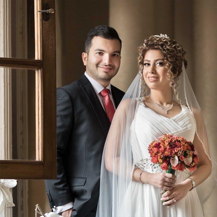 การแต่งงาน, ชุดแต่งงาน, ภาพศิลปะ