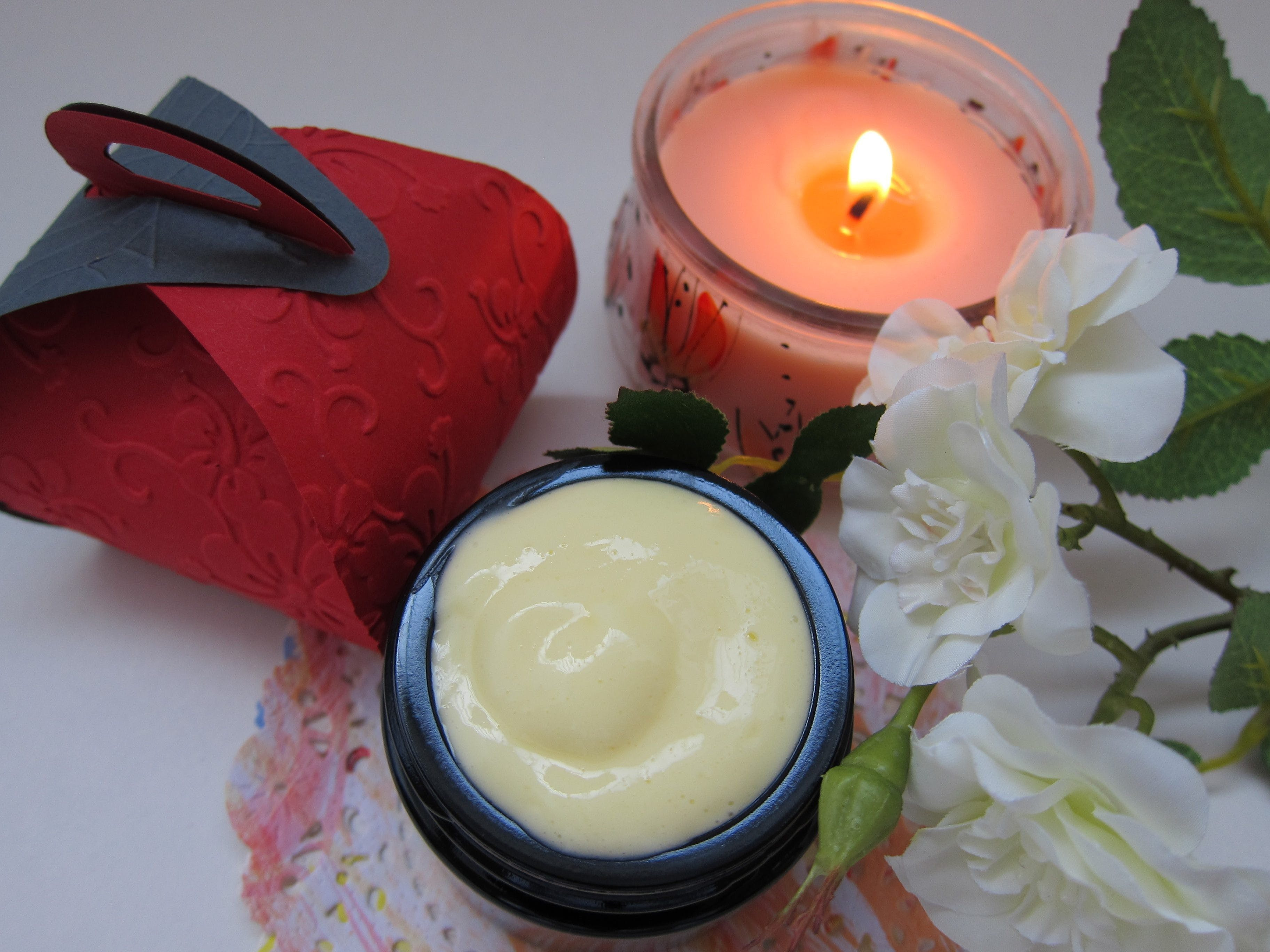 Free stock photo of candle, lotion, cream, natural