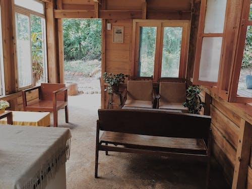 Безкоштовне стокове фото на тему «dalat, В'єтнам, Деревина, заміський будинок»