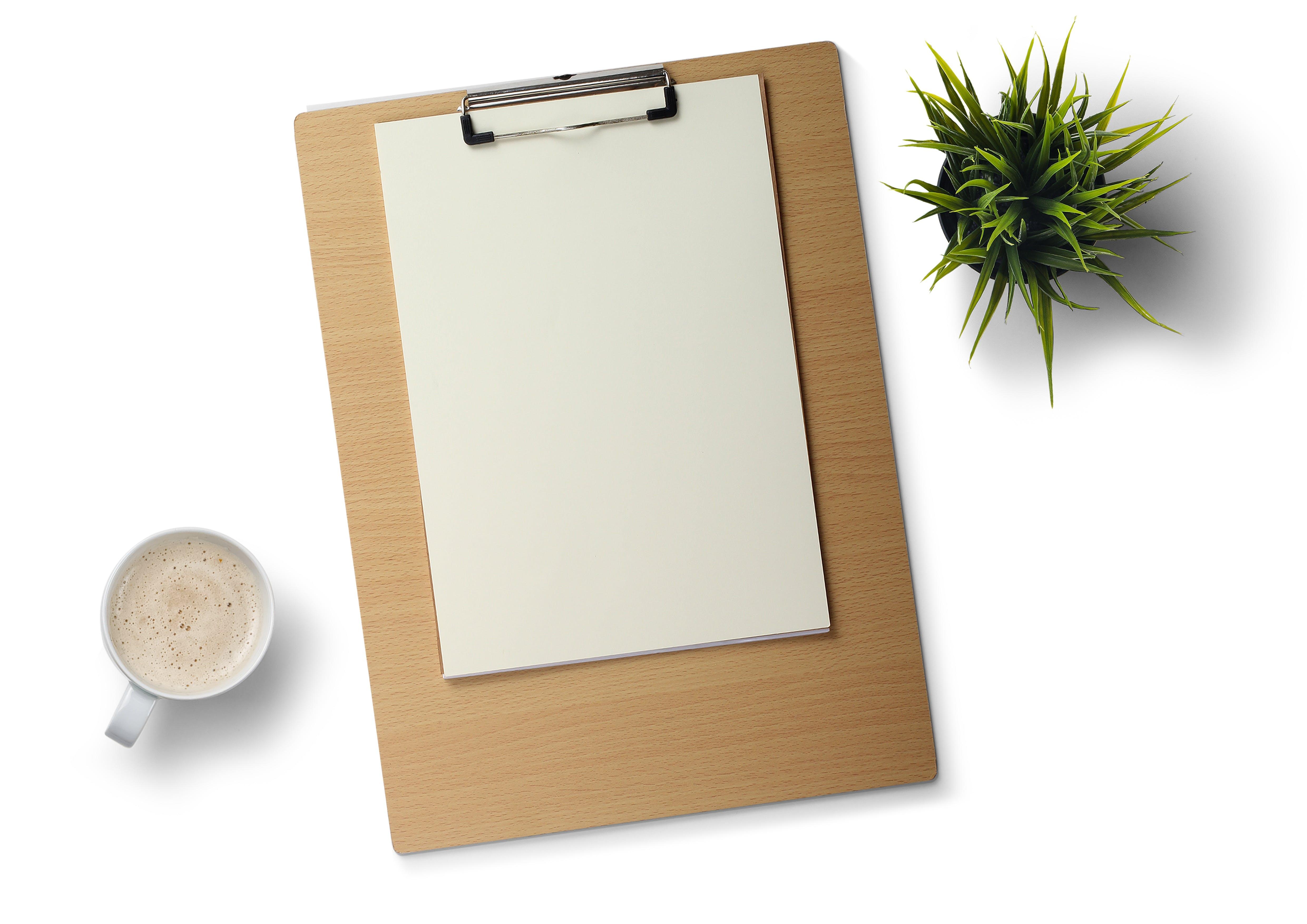 Brown Writing Board