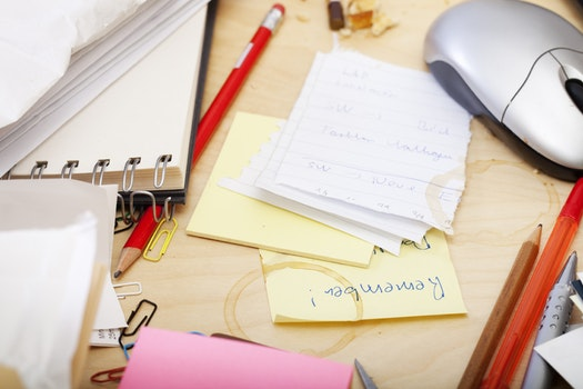 Free stock photo of desk, office, everyday life