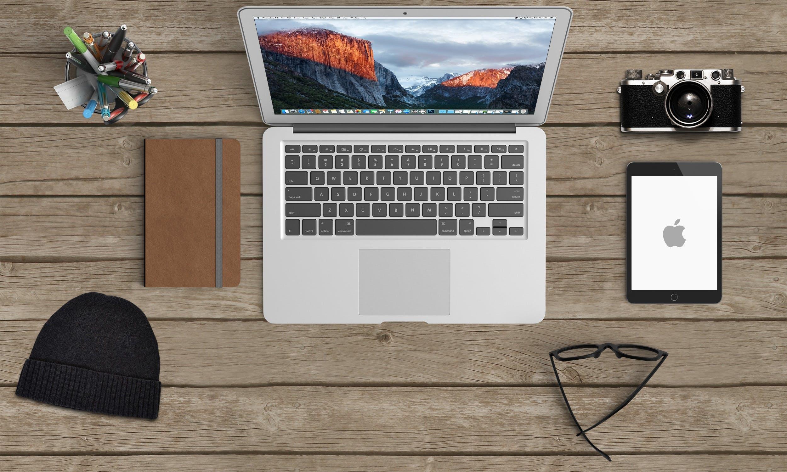 Free stock photo of laptop, tablet, digital, laptop screen