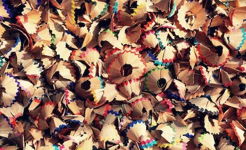 Gratis stockfoto met arts and crafts, kleurpotloden, kunst, potlood