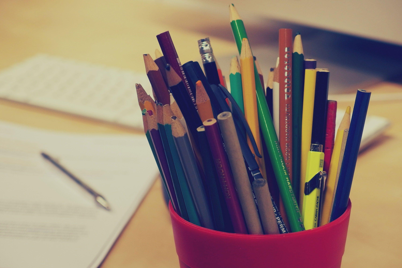 Coloring Pencil Lot