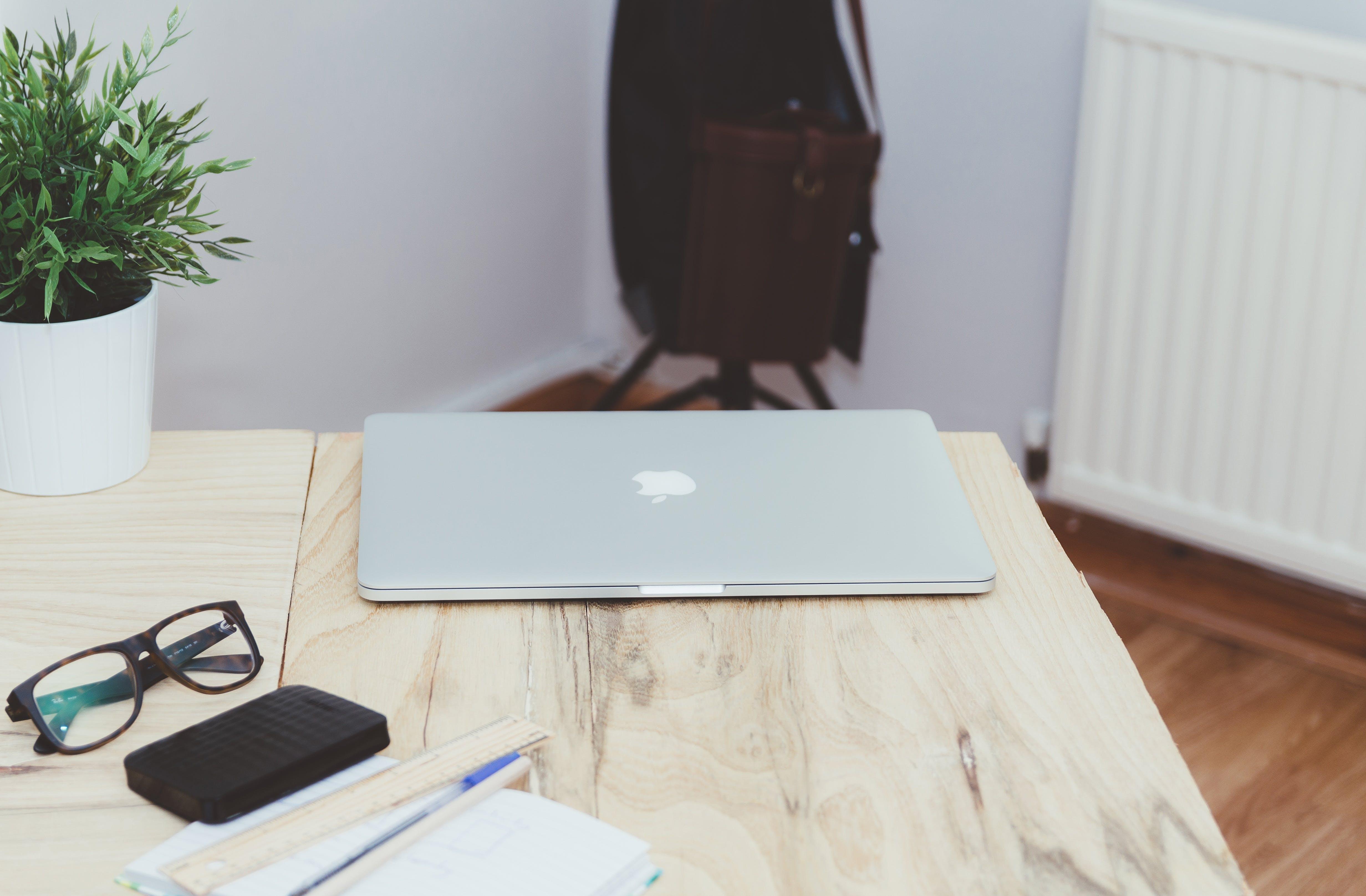 Free stock photo of wood, creative, desk, laptop