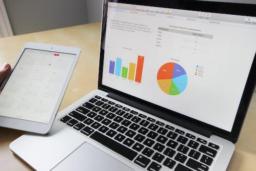 Free stock photo of marketing, laptop, macbook, technology