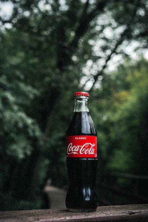 brändi, coca-cola, hiilihapotettu