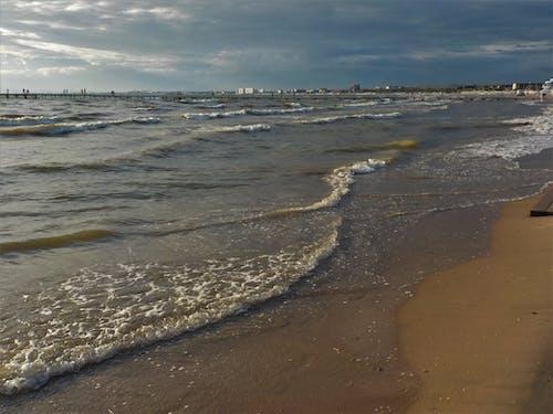 Gratis lagerfoto af Se, sommer, strand sand