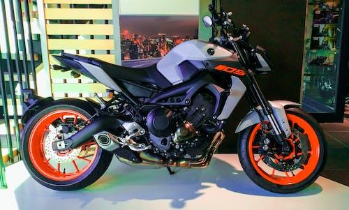 Δωρεάν στοκ φωτογραφιών με moto, mt09, yamaha, κινητήρας μοτοσικλέτας