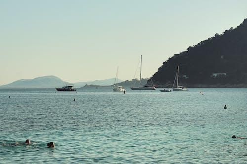 Darmowe zdjęcie z galerii z hiszpania, majorka, morska plaża, morze