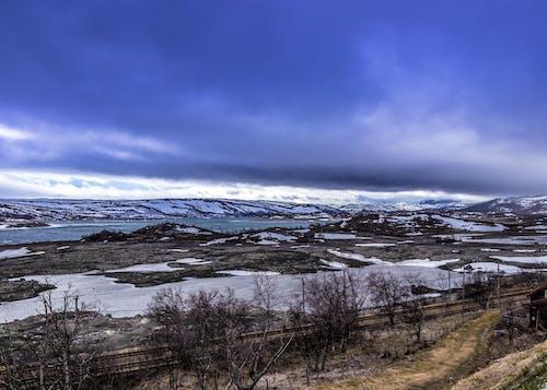 冬天的背景, 大自然, 挪威, 美在自然中 的 免费素材照片