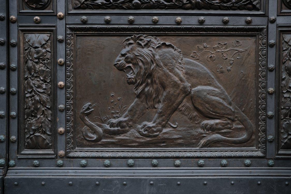 布拉格, 椴, 獅子