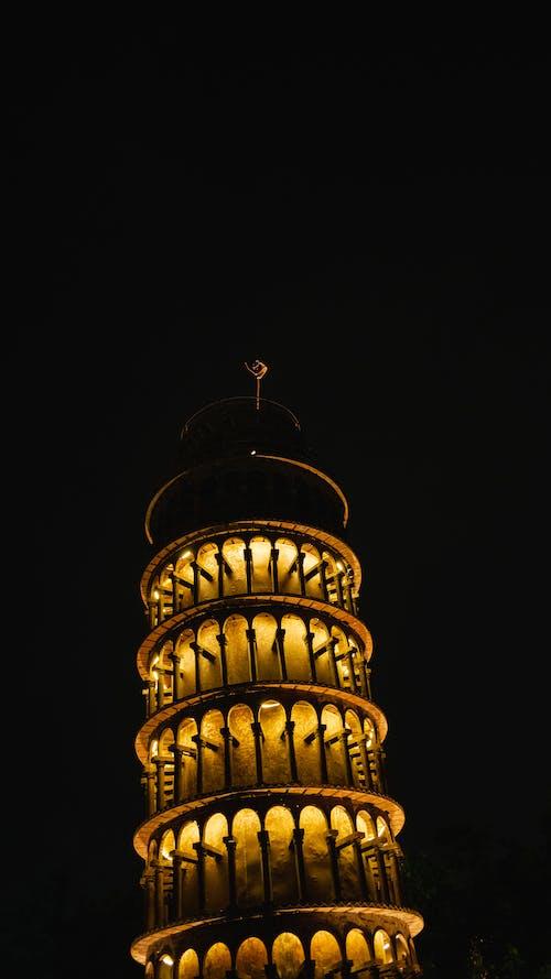 레플리카, 피사의 사탑의 무료 스톡 사진