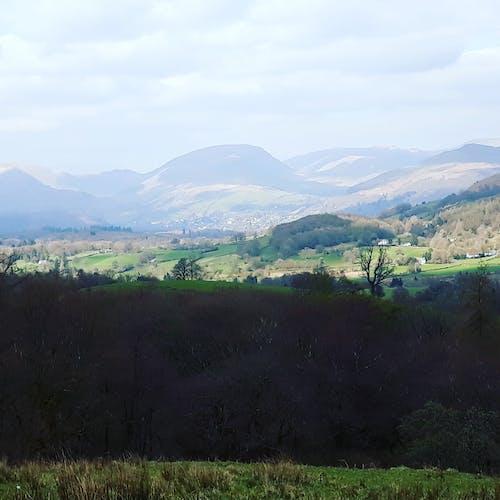 Immagine gratuita di bel paesaggio, bellezza nella natura, valle