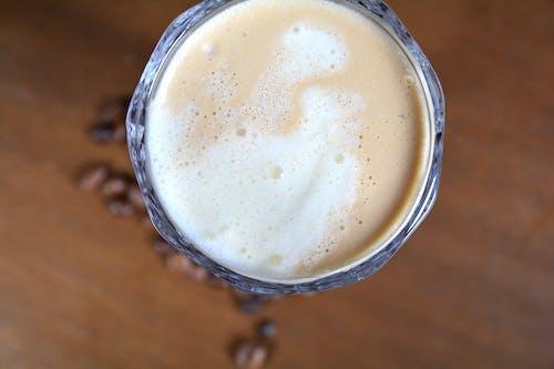 アートラテ, アイリッシュコーヒー, あたたかい, エスプレッソの無料の写真素材