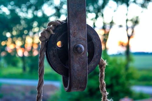 ウインチ, ケーブル, ロープの無料の写真素材