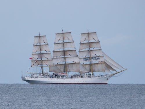 Foto stok gratis berlayar, kapal, laut, lautan