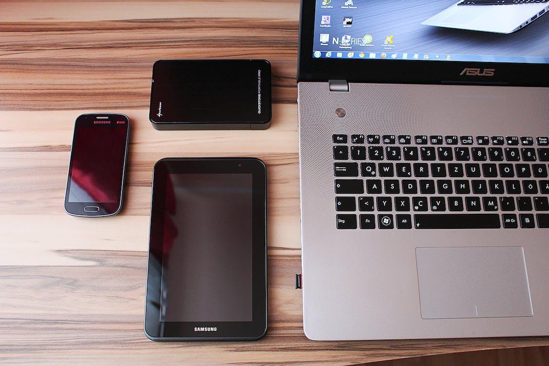 互聯網, 可攜式, 小工具