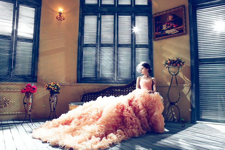 bride, decoration, fashion