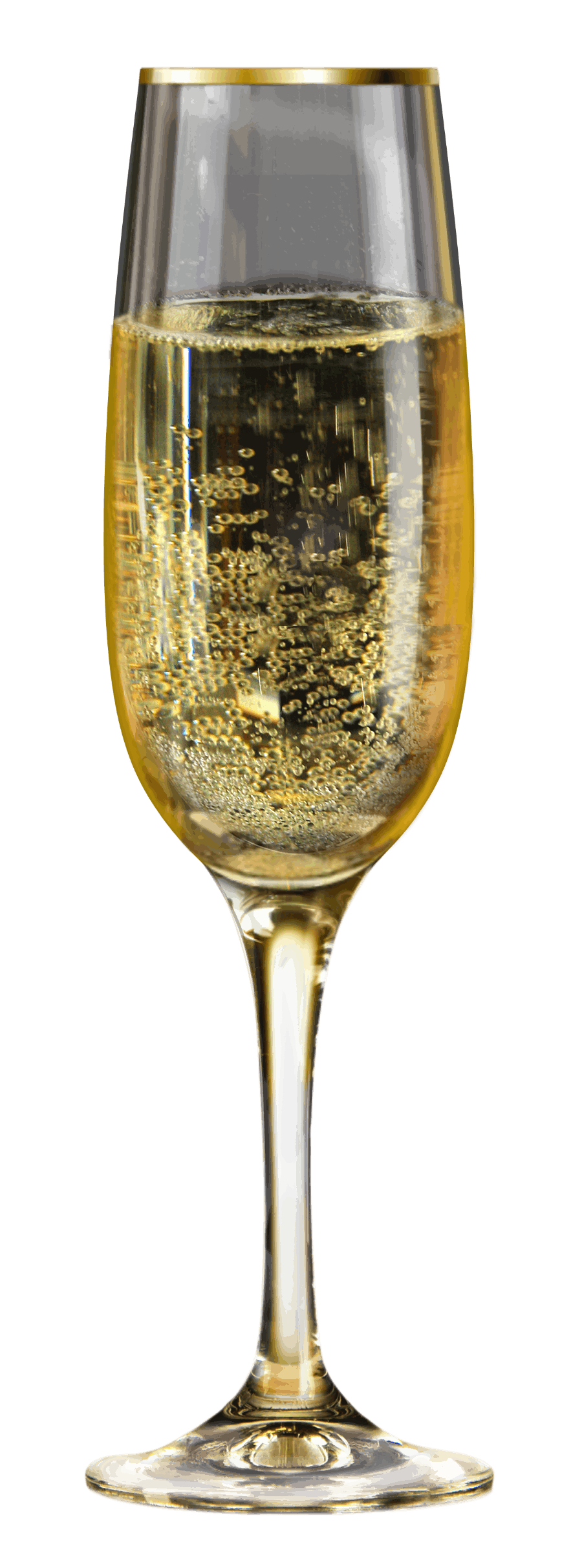 Free stock photo of glass, decoration, champagne, gold