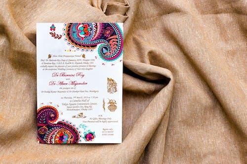 Gratis arkivbilde med atm stil bryllup kort pris, bangladesh, bryllup invitasjon kort design, bryllup kort boks priser