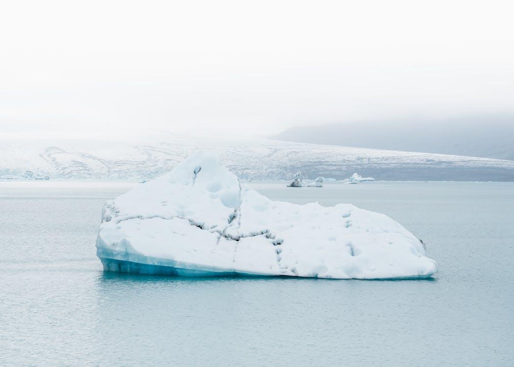 chladný, globálne otepľovanie, grónsko