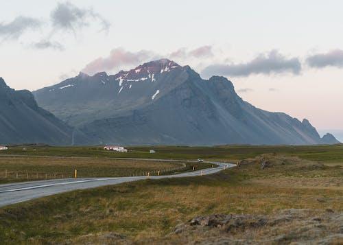 冰島, 天性, 山丘, 山谷 的 免費圖庫相片