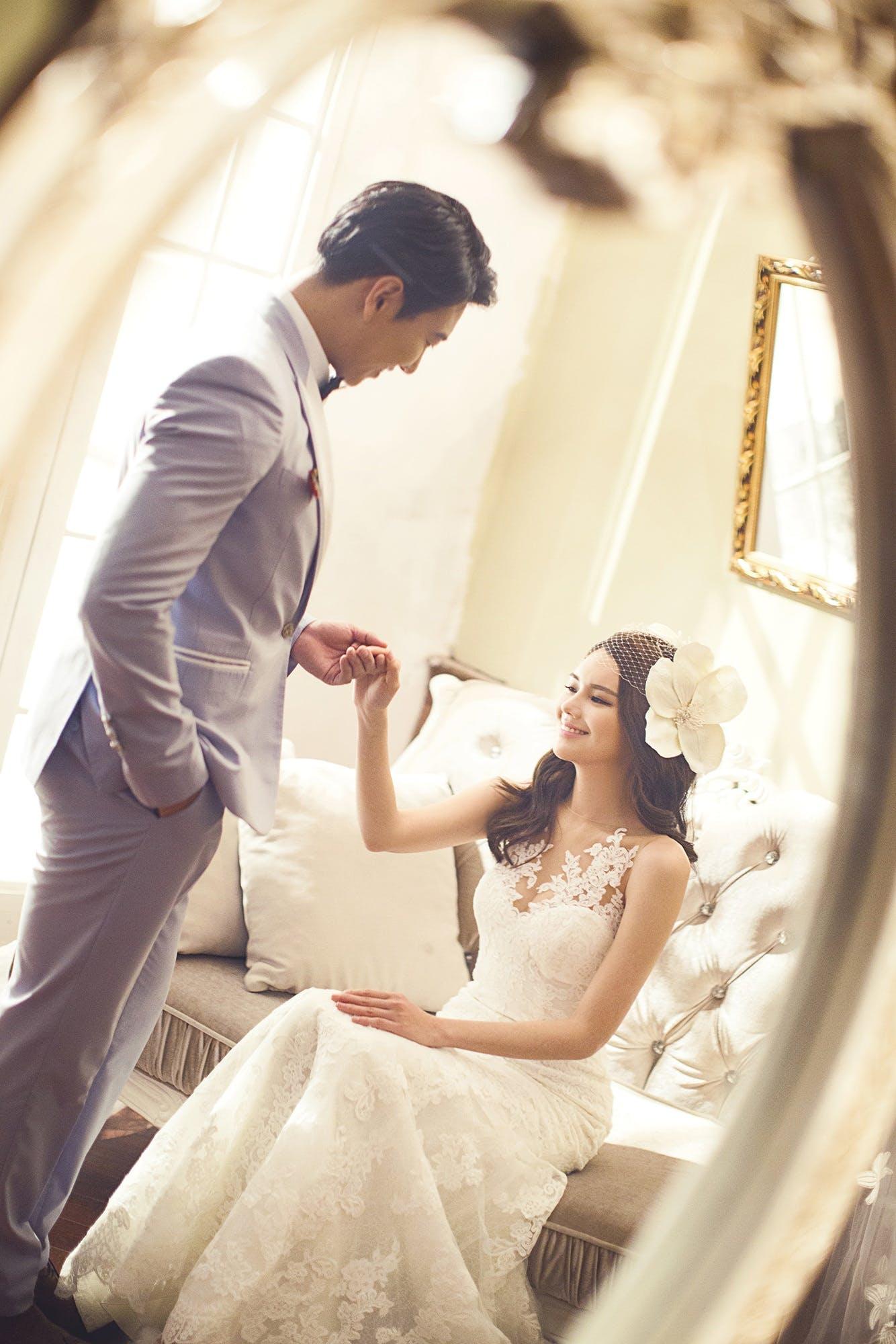 adult, bridal, bride