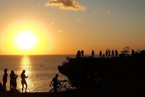 Foto d'estoc gratuïta de Bali, capvespre, platja, platja posta de sol