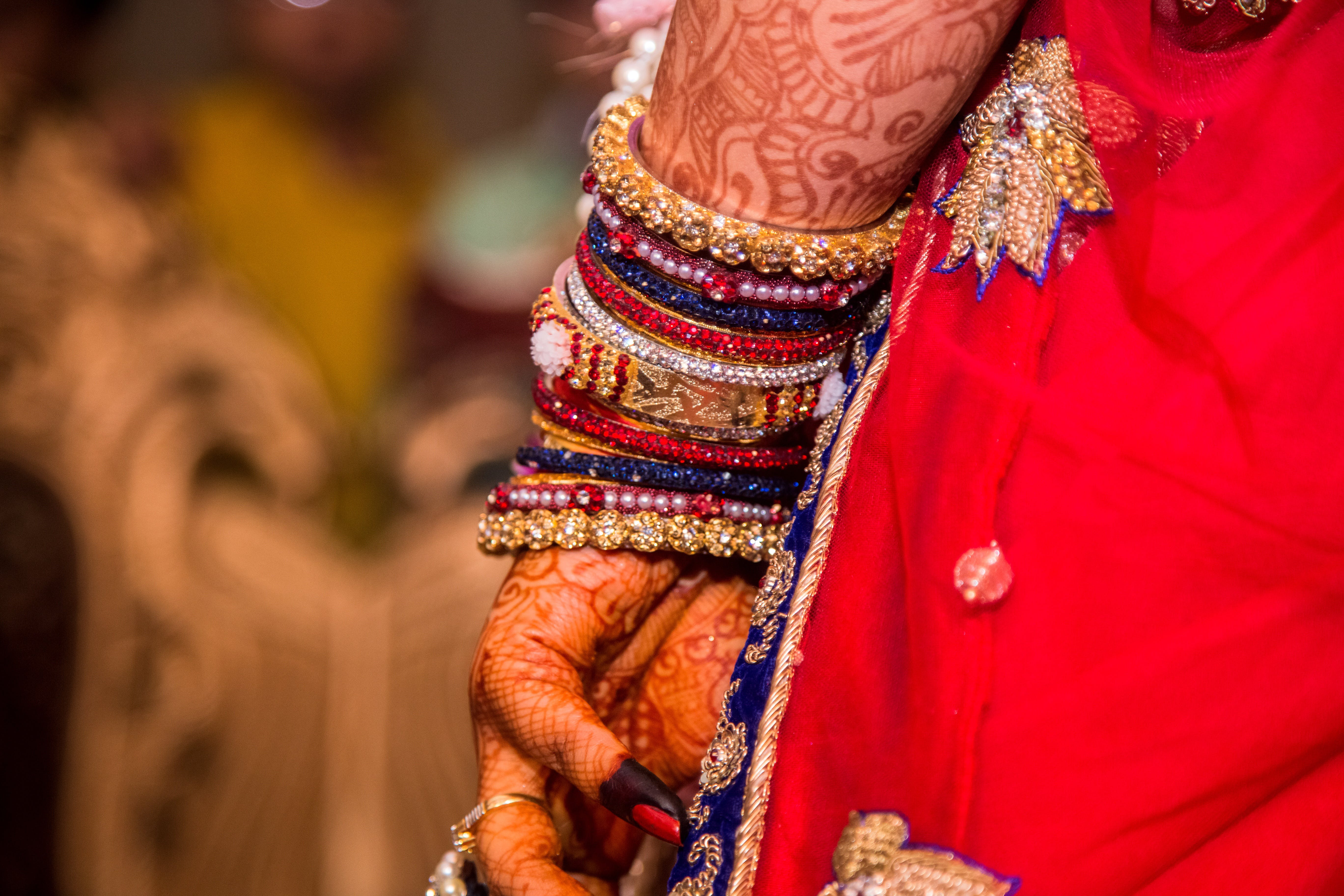 Free stock photo of woman, hand, happy, married