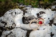 rock, rings, stone