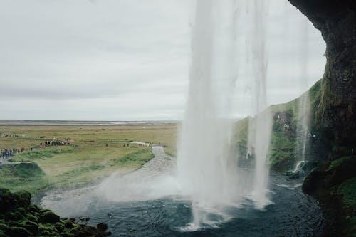 Ilmainen kuvapankkikuva tunnisteilla aamu, ihmiset, islanti, järvi