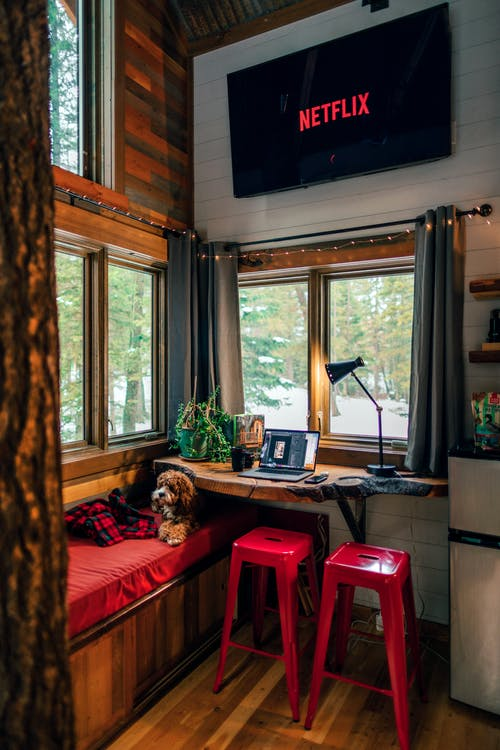 netflix公司, 制作的airbnb, 安慰